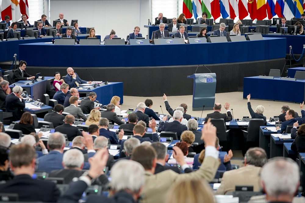 The power of the European Parliament: Examples of EP impact during the 2014 2019 legislative term