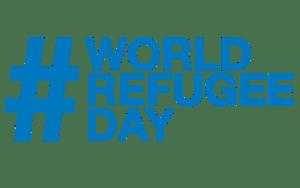 hashtag World Refugee Day