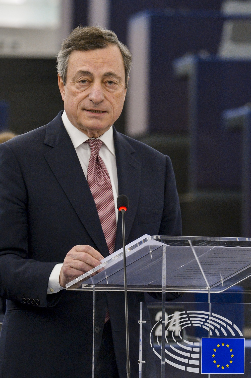 Appointment of the President of the ECB
