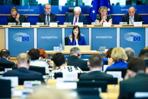 Joint ITRE CULT Committees - Hearing of Mariya GABRIEL, Commissioner-designate for the Digital Economy and Society portfolio