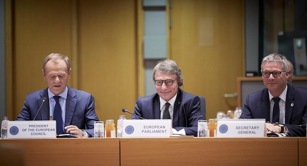Outcome of the European Council  of 17-18 October 2019