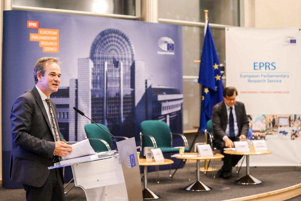 EPRS Annual Lecture 2019 – Clash of cultures: Transnational governance in post-war Europe