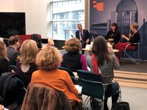 EPRS book talk: 'The art and craft of political speechwriting'
