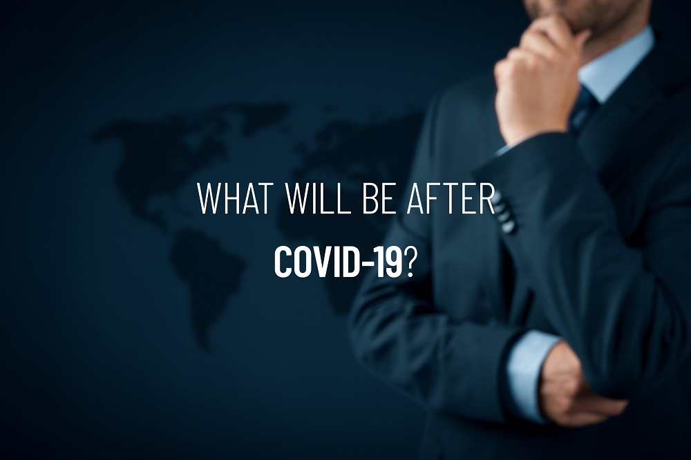 Which 'new normal' after coronavirus? [What Think Tanks are thinking]