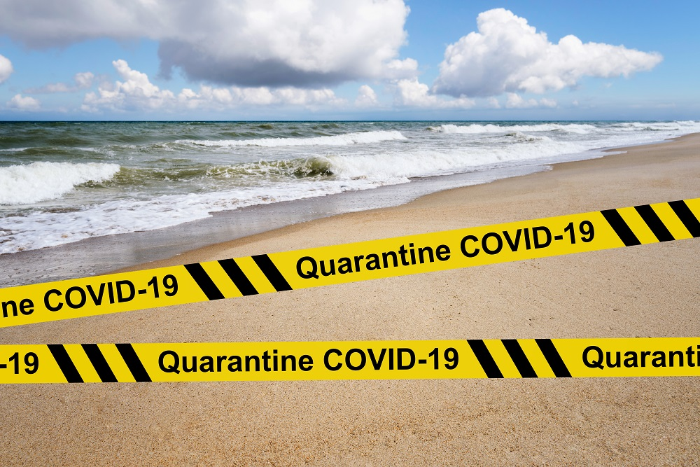 Tracking key coronavirus restrictions on movement and social life
