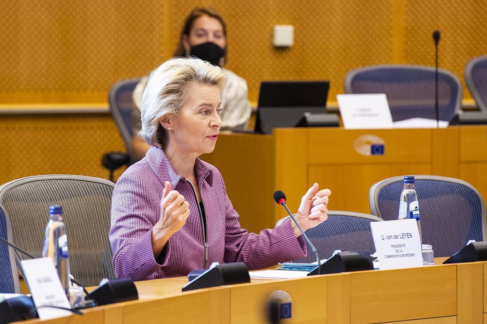 The von der Leyen Commission's six priorities: State of play in autumn 2020