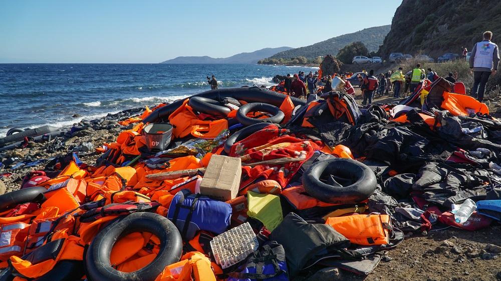 Hotspots at EU external borders: State of play