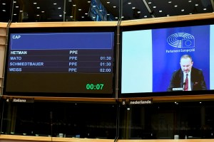 EP Plenary session - Joint debate - Common agricultural policy (CAP)