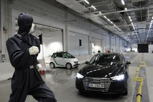research on autonomous driving