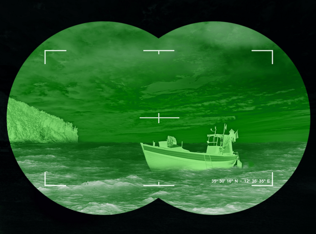 Search and rescue in the Mediterranean [Policy Podcast]