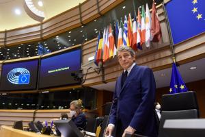 © European Union 2021 - Source : EP/Jan VAN DE VEL