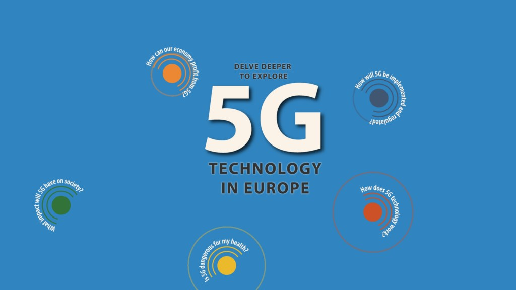 European Science-Media Hub 5G knowlege map – dive in and explore!