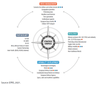 Strategic Compass process and its baskets