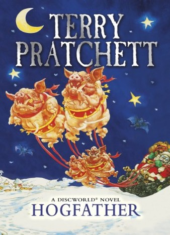 Hogfather: (Discworld Novel 20) (Discworld series) by Terry Pratchett