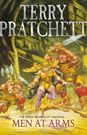 Men At Arms (Discworld Novel 15) by Terry Pratchett