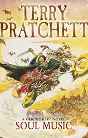 Soul Music (Discworld Novel 16) by Terry Pratchett