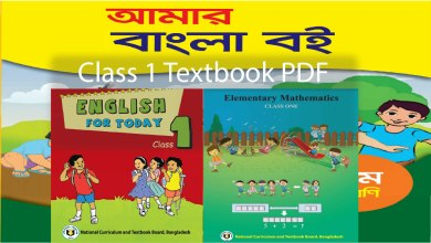 Photo of Download NCTB Class 1 Textbook PDF
