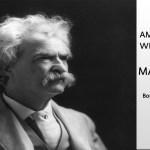 Mark Twain American Writer