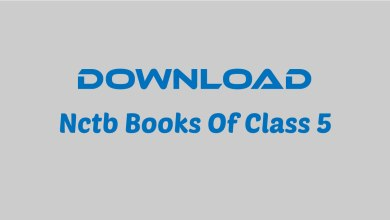 Photo of 2019 Nctb Books Of Class 5 Pdf | Textbook Download