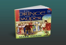 Photo of The Prince and the Pauper pdf book by Mark Twain