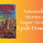 Analog Science Fiction and Fact Epub Download