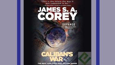 Photo of Caliban's War PDF
