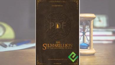 Photo of JRR Tolkien [Silmarillion Pdf] Book Download