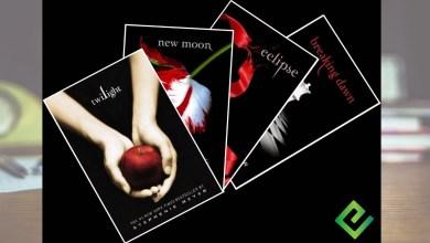 Photo of The Twilight Saga PDF Series – Stephenie Meyer Series