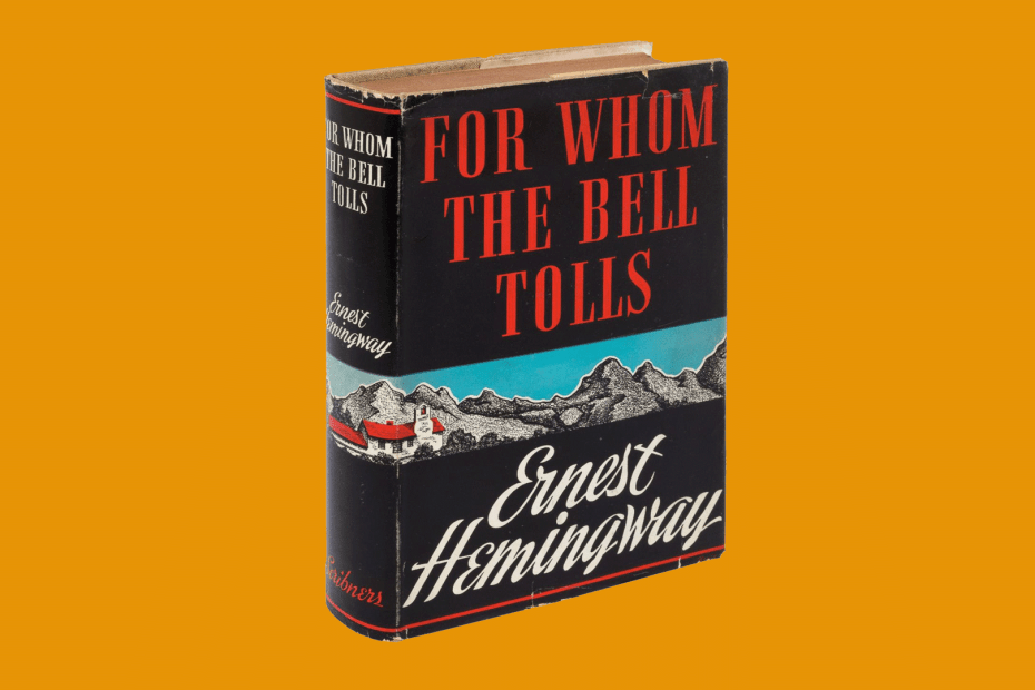 for whom the bell tolls epub ebook