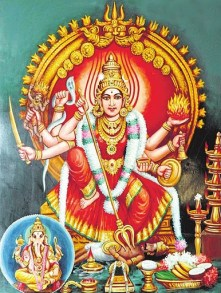 Image result for photos of kondathu kali amman