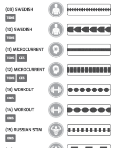 Pad placement recommendations also online manuals support rh epulsemassage