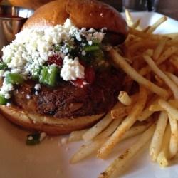Big Bang Burger @ Crave