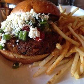 Crave Veggie Burger. Best Burger, Best Service, & Best Sure Bet