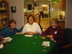 Charmaine Lewis, Cindy Parrott, Patti Glaser