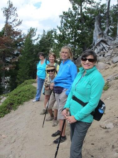 Hiking Mount Scott