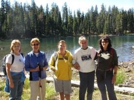 Georgia, Jean, Mary, Joan & Margo