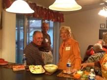 Lee Siedlecki, Martin Frey and Janet Siedlecki