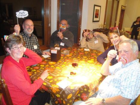 Jan Wheeler, John Polus, Rusty King, Sjanna Sharbatz, Maureen Callaway & Dave Caulkins