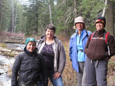 Joan, Nancy, Martha, & Margo