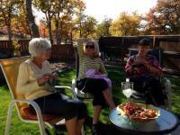 Maggie, Jackie and Janie