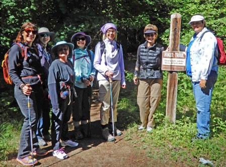 Takelma Gorge Trailhead