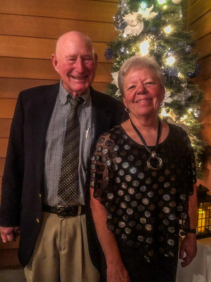 Viki and Don Brown