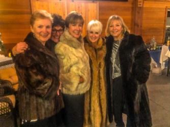 More friends in furs