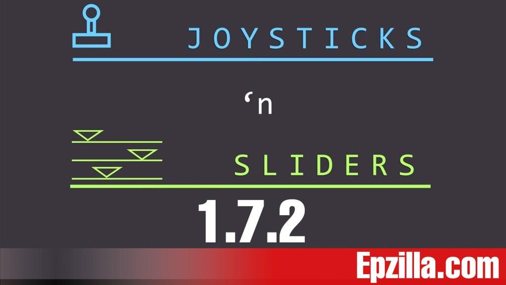 Aescripts – Joysticks 'n Sliders v1.7.2