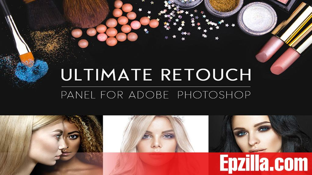 Ultimate Retouch Panel 3.7.72 Plugin for Adobe Photoshop Free Download