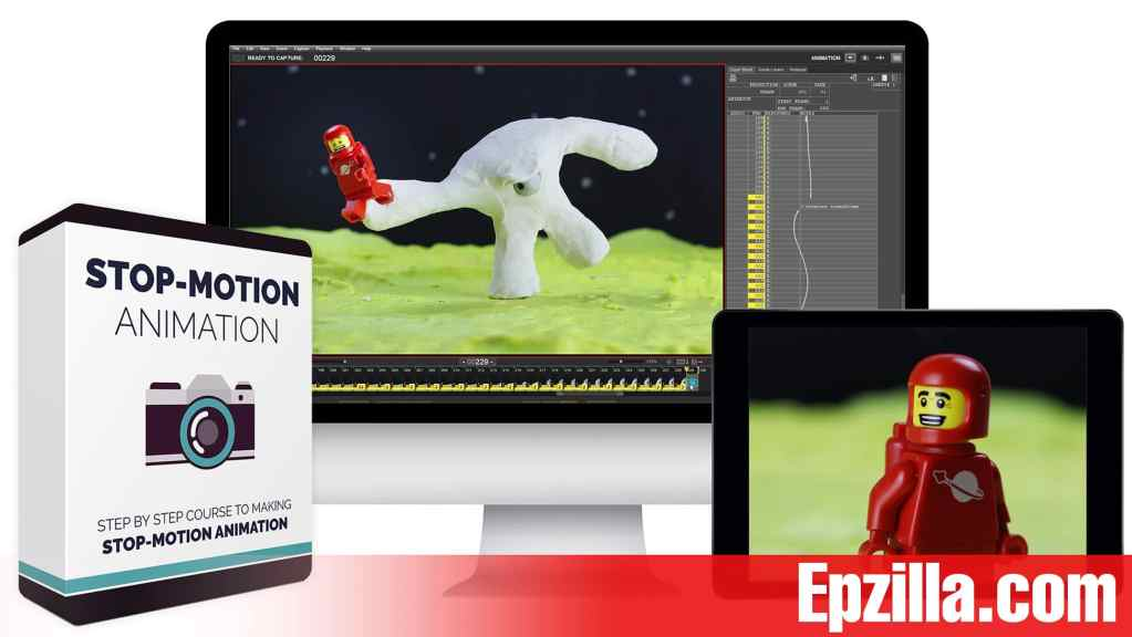 Bloop Animations – Stop Motion Animation