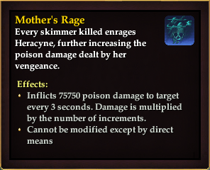 Effect - Mothers Rage
