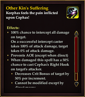 Effect - Other Kins Suffering
