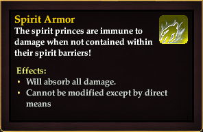 Effect - Spirit Armor