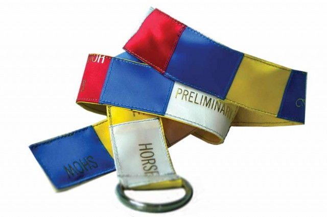 Creative Ways Display Horse Ribbons